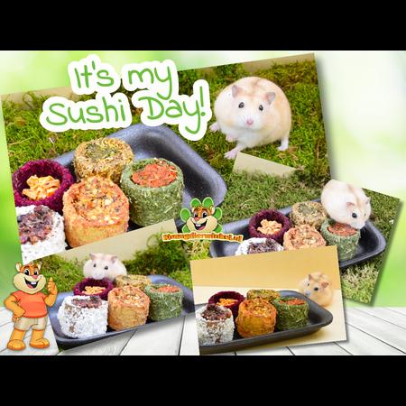 JR Farm Sushi Rolls 5 pieces