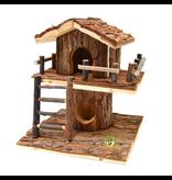 Hamsterhuis boomhut 20 cm