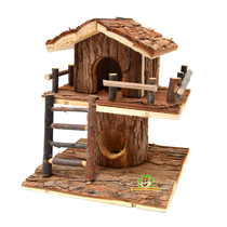 Hamster house tree house 22 cm