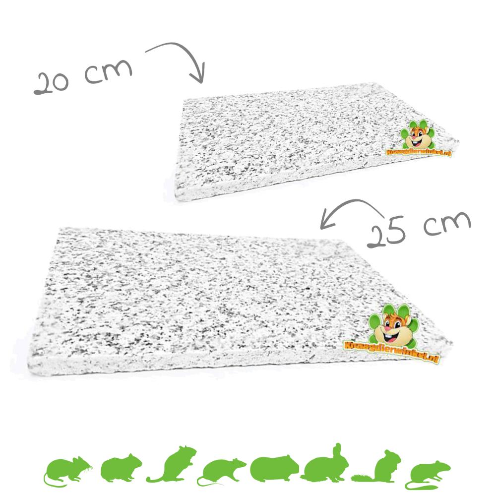 Knaagdierwinkel® Cooling stone Granite