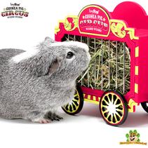 Circus Hay wagon 23 cm