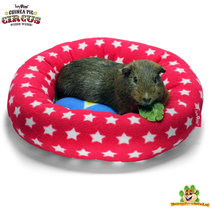 Circus Piggy Crash Fleece Mat 35 cm