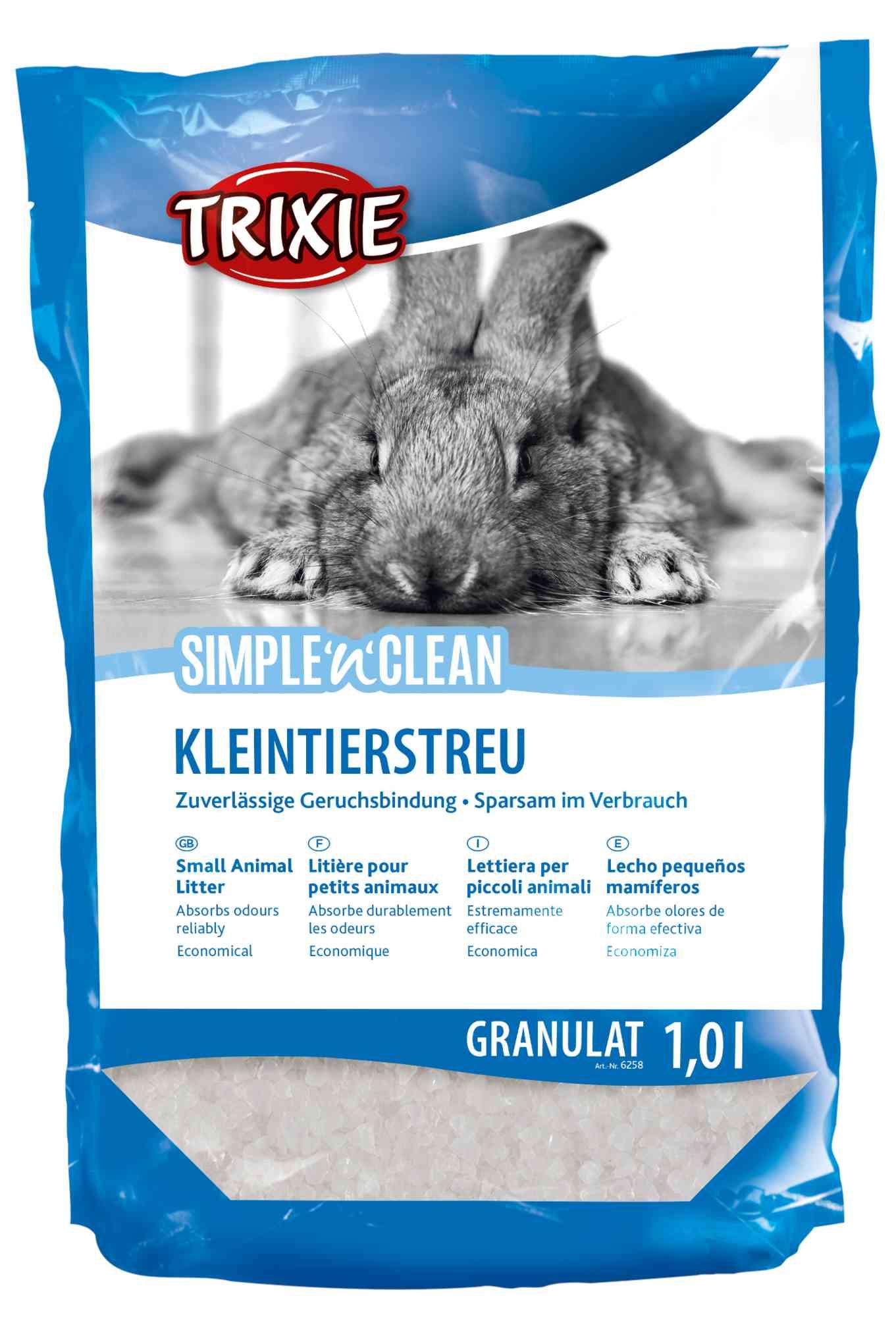 Trixie Fresh n Easy geurstop voor Knaagdieren