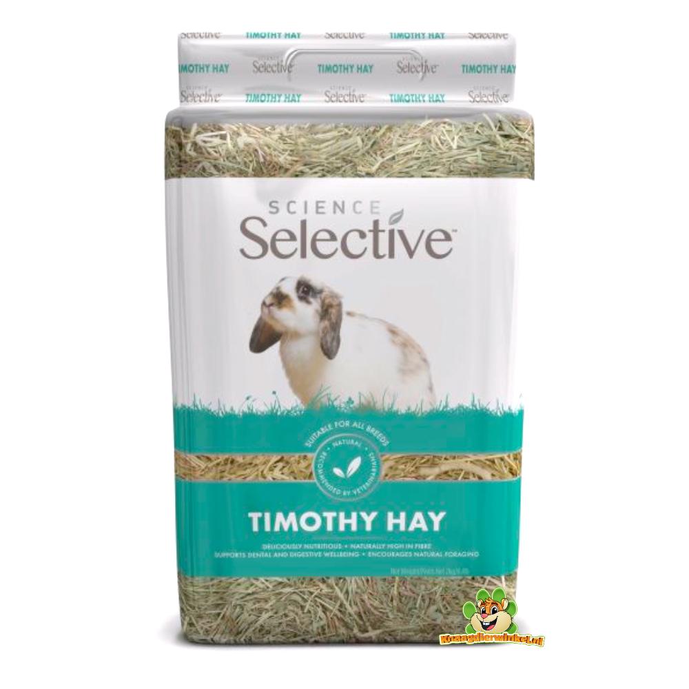 Supreme Selektiver Timothy Hay 2 kg