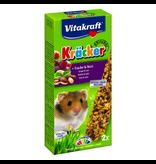 Vitakraft Vitakraft Hamster Kracker Grapes & Nuts