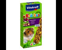 Vitakraft Hamster Kracker Trauben & Nüsse
