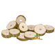 Elmato Wooden Nibble Discs Birch with hole