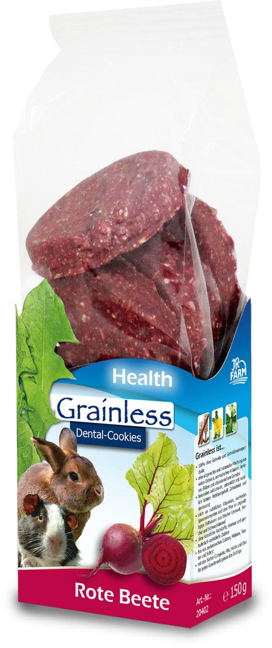 JR Farm Grainless HEALTH Dental-Cookies Rode Biet 150 gram