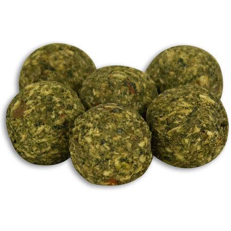 JR Farm Grainless HEALTH Vitamine Ballen Spinazie 150 gram