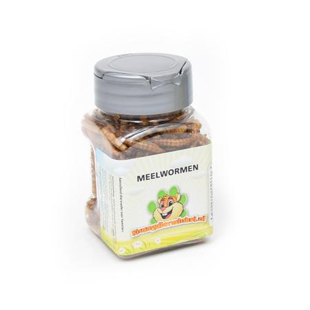 Knaagdierwinkel® Gedroogde Meelwormen
