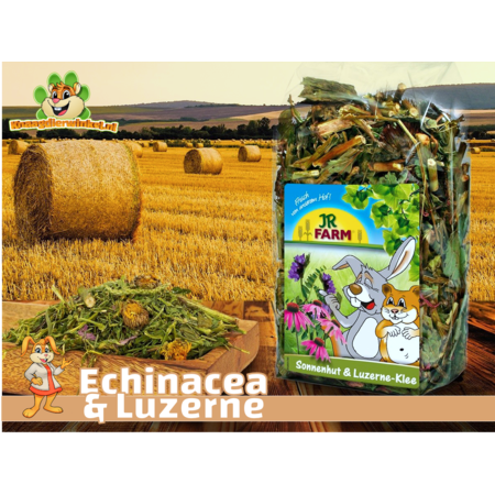 JR Farm Echinacea & Luzerne 100 gram
