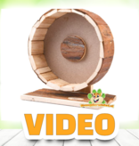 Forest Hamster Mill 20 cm