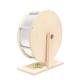 Knaagdierwinkel® Laufrad aus Holz aus Aluminium
