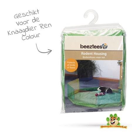 Beeztees Bodemhoes voor Knaagdier Ren Colour