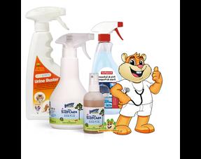 Hygienisch reinigen