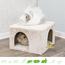 Trixie Plush Relax Shelter 36 cm