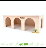 Elmato Guinea Pig Station House Blank 45 cm