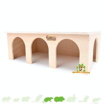 Meerschweinchen Station House Blank 45 cm