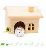 Trixie Wooden House Blank 15 cm