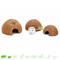 Halve Kokosnoten (3 stuks)