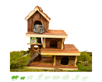 Natural Living Hamster House Tammo
