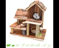 Natürliches lebendes Hamsterhaus Birte
