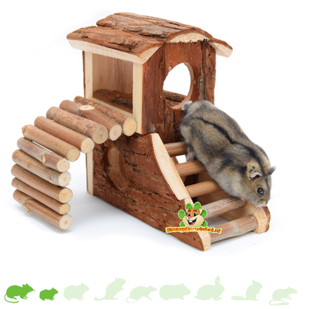 Forest Play Tower 17 cm