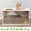 Trixie Trixie Wooden Bucket Rabbit Blank 58 cm
