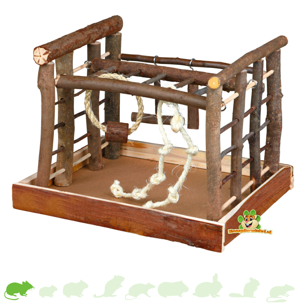 Trixie Natural Living Playground 35 cm