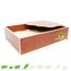 Elmato Sandpit With Plateau Brown 35 cm
