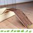 Trixie Holzbrücke mit Rinde 63 cm