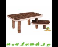 Holzplateaus 37 cm