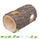 Alder Wooden Trunk Tunnel 33 cm