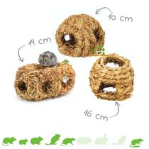Grass nest