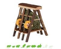 PURE NATURE Hay rack with Hay