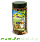 JR Farm Gedroogde Meelwormen 70 gram