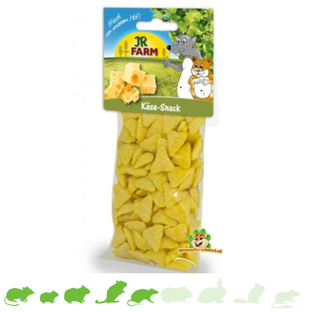 JR Farm Kaas Snack 50 gram