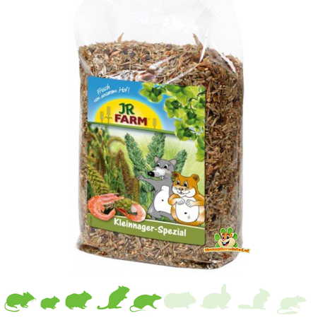 JR Farm Nagetierprotein Spezial