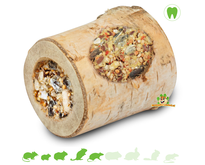 Wooden Protein Nibble Roll
