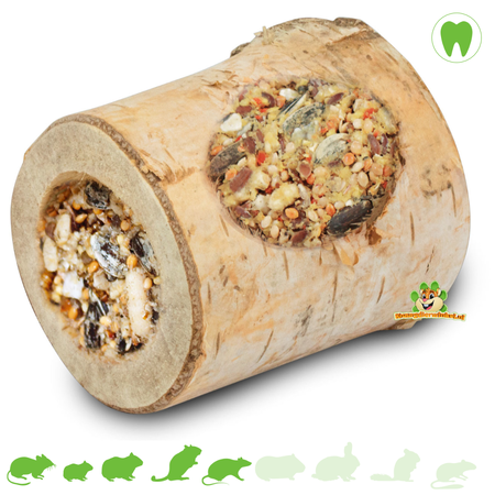 JR Farm Wooden Protein Nibble Roll