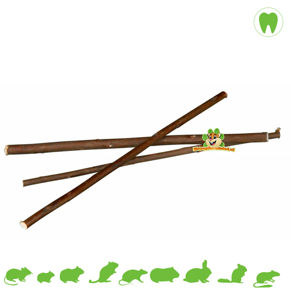 Trixie Willow branches 18 cm