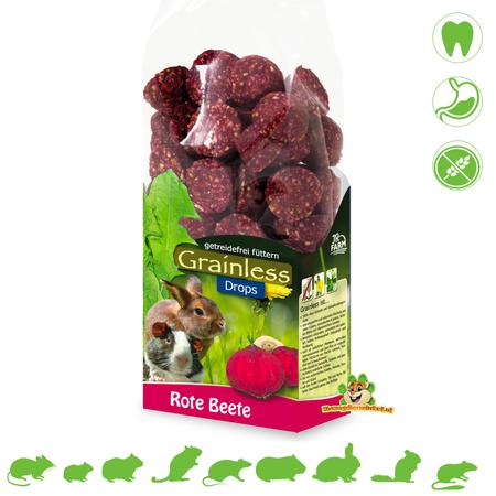 JR Farm Grainless Tropfen Rote Beete