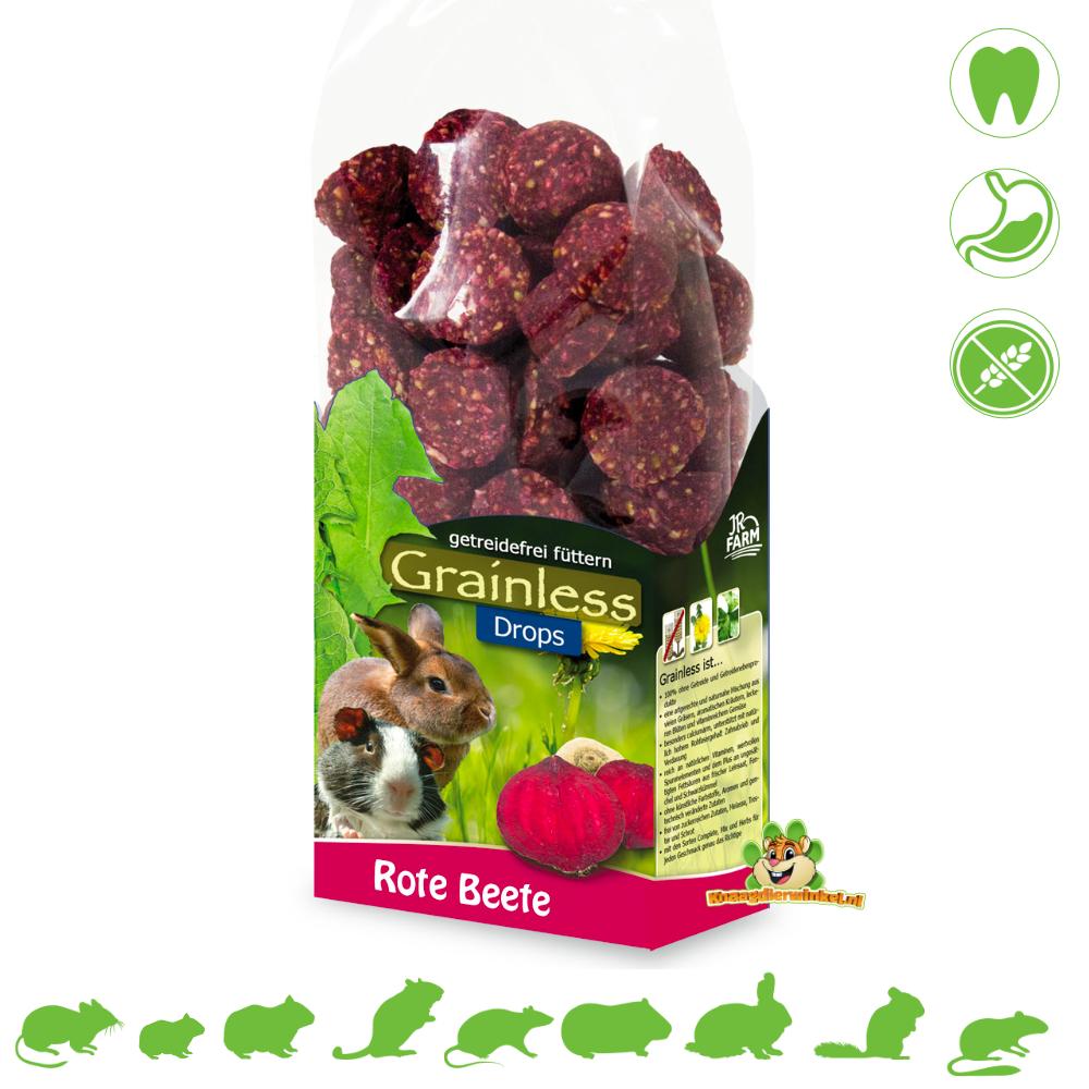 JR Farm Grainless Drops Beetroot