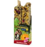 JR Farm Grainless Farmys Calendula & Hollyhock Sticks