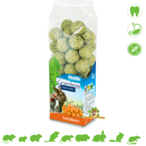 Grainless HEALTH Vitamine Ballen Duindoorn