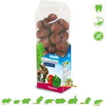 Getreidefreie GESUNDHEIT Vitamin Balls Paprika