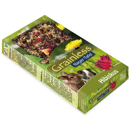 JR Farm Grainless Hibiscus Blok
