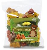 JR Farm Grainless Knabbel Beren 30 gram