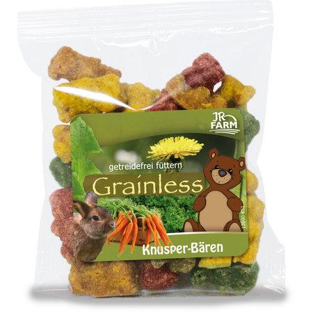 JR Farm Grainless Nibble Bears 30 grams