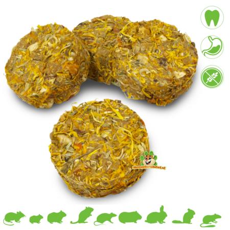 JR Farm Grainless Herbs Roll Marigold & Banana